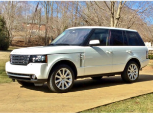 2012 Range Rover HSE LUX Online Only Auction