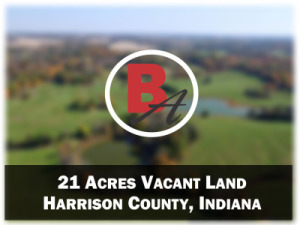 Corydon 21 +/- Acre Land Online Only Auction