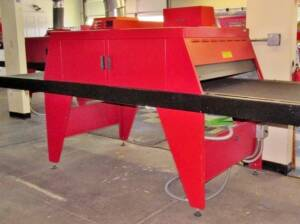 Screen Printing Equipment Online Only Auction