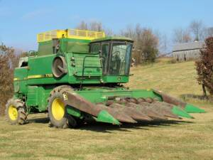 Ems Estate Farm Equipment Online Only Auction