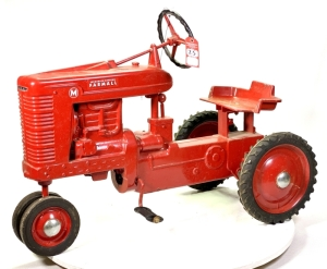 Kruer Estate 100+ Pedal Car & Tractor Online Only Auction