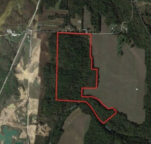 Harrison County 97+ Acre Land Online Only Auction