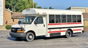 New Albany-Floyd County School Bus Surplus Online Only Auction