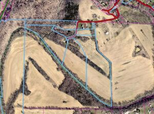 Harrison Co 69 Acres on Big Indian Creek Land Online Only Auction