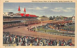 Kentucky Derby Memorabilia Collection Online Only Estate Auction