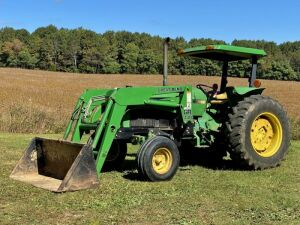 Garmon Estate Farm Equipment Online Only Auction