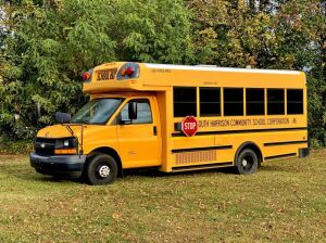 South Harrison School Corp School Bus Surplus Online Only Auction
