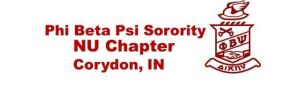 Phi Beta Psi Sorority Benefit Online Only Auction