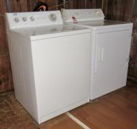 Washer & Gas Dryer