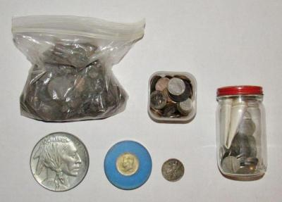 Vintage Coin Collection