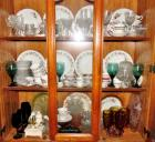 Vintage China & Glassware