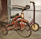 Vintage Tricycle & Scooter