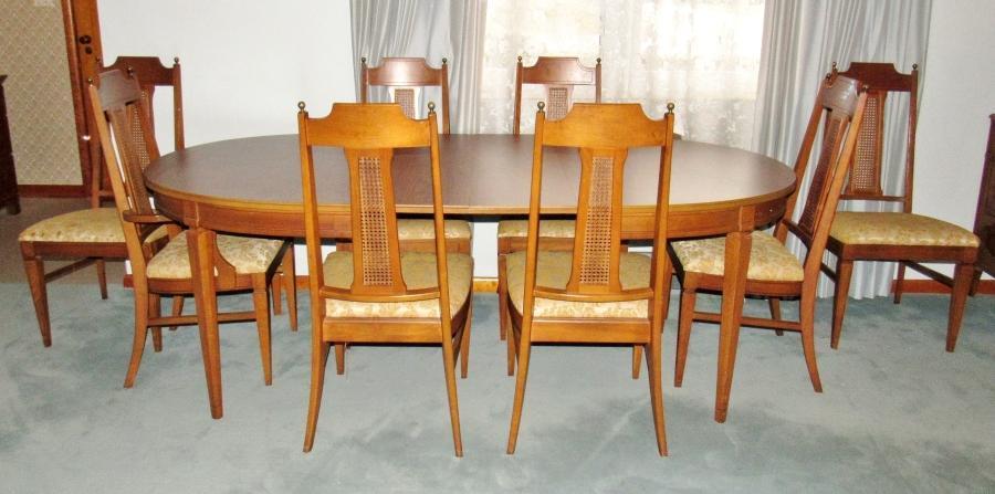 Vintage Keller Dining Room Suite Cur Price 260