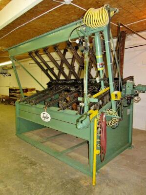 Taylor Mfg. Co. CM-6 Semi-Automatic Clamp Carrier
