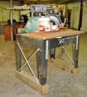 "Tops 12"" Radial Arm Saw"