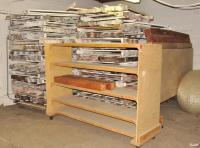Paint Booth Pallets