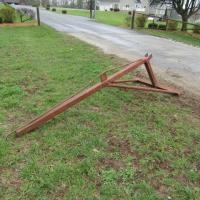 King Kutter Pull Type Rotary Mower - Current price: $575