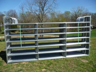 12' Heavy Corral Panels