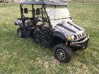 2017 Bennche Big Horn 4x4 4-Seat Camo Utility Vehicle
