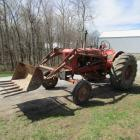 1949 Allis Chalmers WD Tractor & Loader