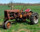 Allis Chalmers CA Tractor with Cultivators