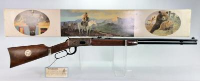 "Winchester Model 94 ""Legendary Frontiersman"" Commemorative .38-55 Rifle"