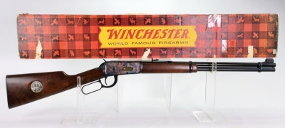 "Winchester Model 94 ""Wyoming Jubilee"" Commemorative .30-30 Rifle"