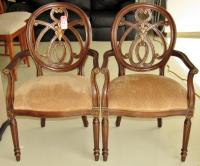 Modern Armed Dining Room Chairs
