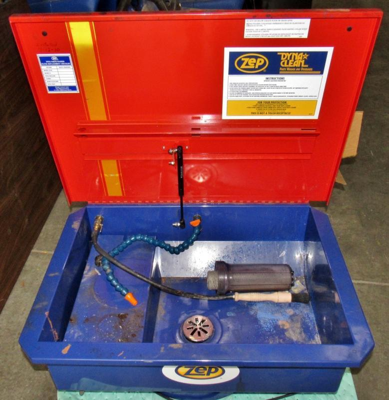 Zep Parts Washer Filter Housing