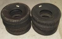 Carlisle 20x8.00 Tires - New