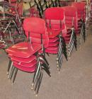 Stackable Student Chairs