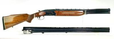 Finnish Valmet 412 12 Ga. Over/Under Shotgun/Rifle