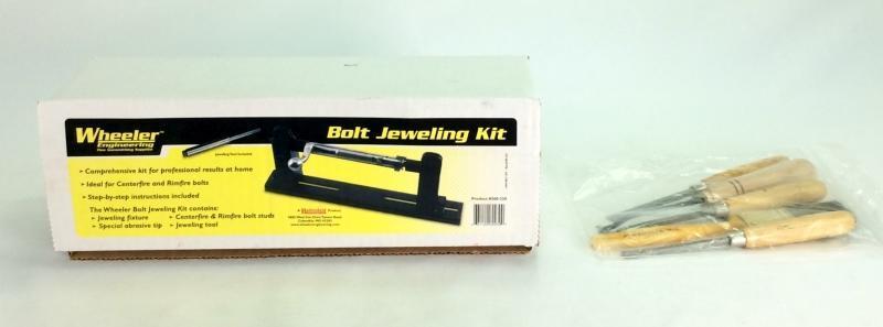 Lot 36wheeler Bolt Jeweling Kit