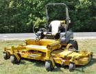 Hustler Super 104 Wide-area Bat Wing ZTR Mower