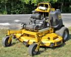 "Hustler Super S 60"" Stand On Mower"