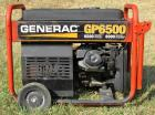 Generac GP6500 Gas Powered Generator