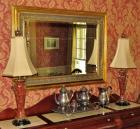 Mirror, Framed Painting, Lamps & Table Décor