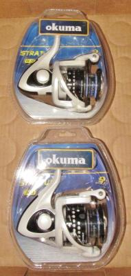 New Okuma Stratus SV-35 Fishing Reels