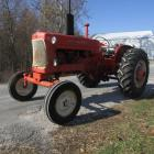 Allis Chalmers D17 Tractor