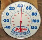 NOS Jacques Seeds Thermometer