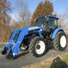 2016 New Holland T4-75 4x4 Tractor & Loader