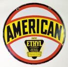 """American Ethyl"" DSP Gas Station Sign"
