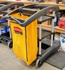 Rubbermaid #90-9T72-A1 Housekeeping Cart