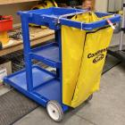 Continental Housekeeping Cart