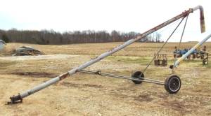 Liquid Manure Load Tripod