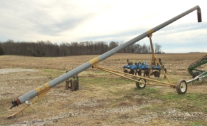 Matney Agri Products Liquid Manure Load Tripod