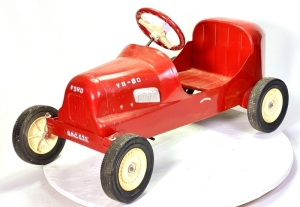 1950's BMC Racer Pedal Car