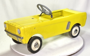 1960's Ford Mustang Pedal Car