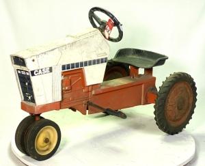 1978 Ertl Case Agri King Pedal Tractor