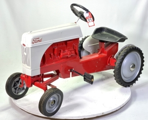 "2001 Scale Models Ford  9N ""Farm Progress Show Edition"" Pedal Tractor"